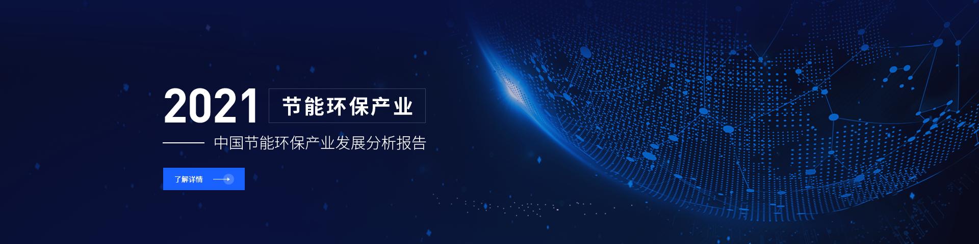 中国节能环保产业发展分析报告